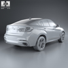 Bmw x6 (mk2) (f16) m sport package 2014 590 0012.  thumbnail