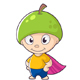 Fruit Hero - GraphicRiver Item for Sale