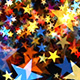 Shimmering Colorful Stars  - VideoHive Item for Sale