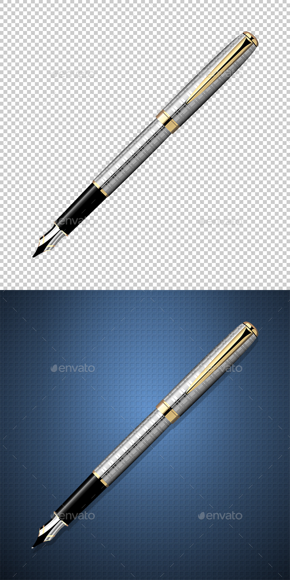 Fountain Pen - Concepts Business