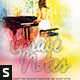 Grace Notes Church Flyer - GraphicRiver Item for Sale
