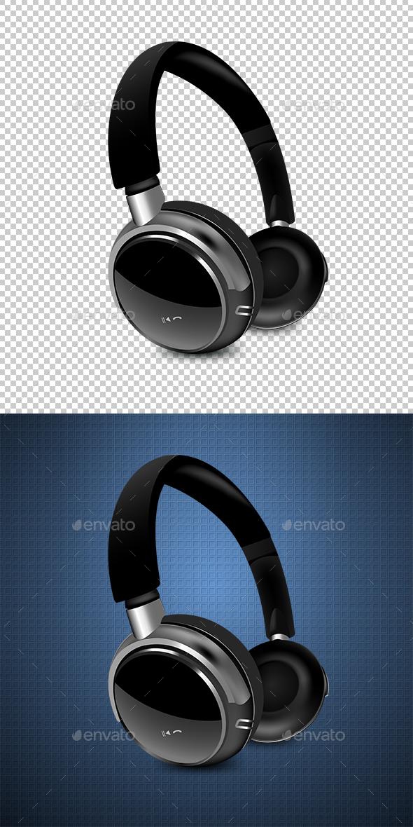 Headphones - Miscellaneous Conceptual