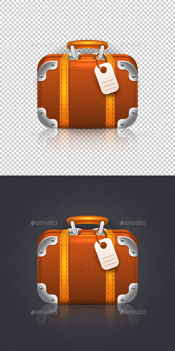 Suitcase - Business Icons