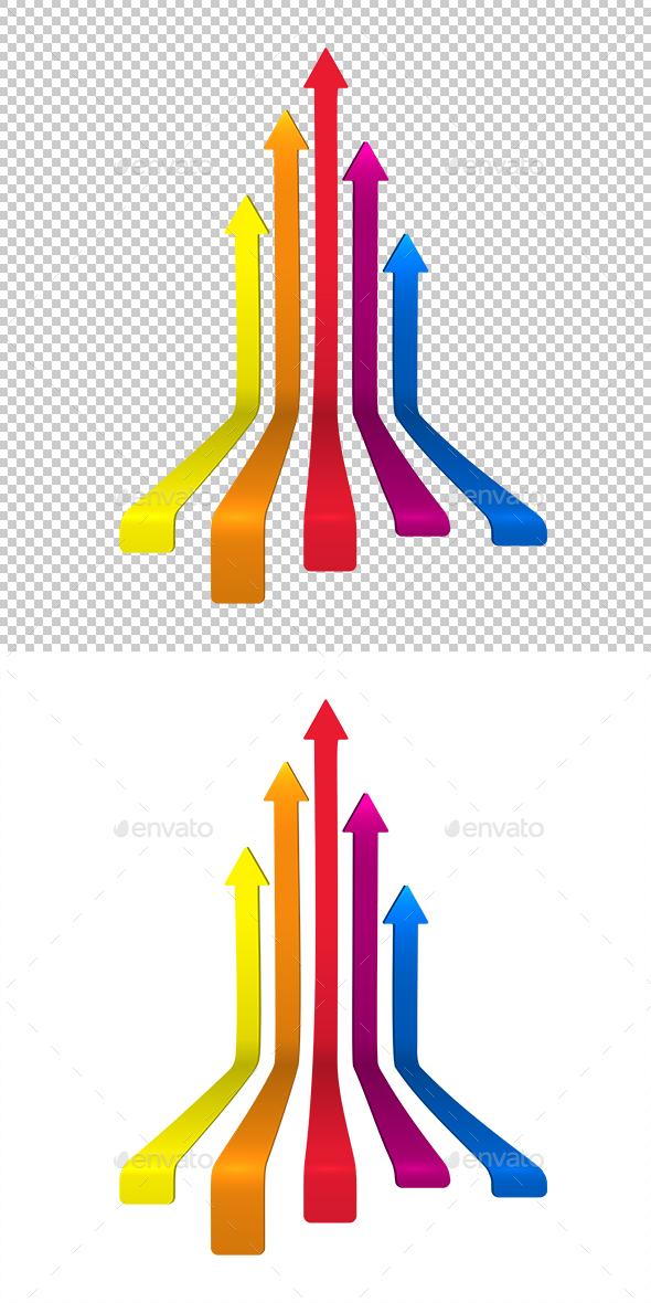 Arrows - Miscellaneous Conceptual