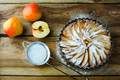 Apple pie with fresh fruits - PhotoDune Item for Sale