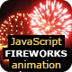 JavaScript Fireworks Animation - CodeCanyon Item for Sale