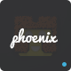 Phoenix - App Landing PSD Template - ThemeForest Item for Sale