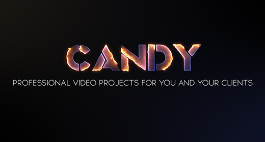 Candy & sweets collection