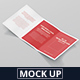 A4 / A5 Tri-Fold Brochure Mock-Up - GraphicRiver Item for Sale