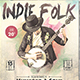 Indie Folk Flyer - GraphicRiver Item for Sale