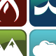 Icon Elements - GraphicRiver Item for Sale