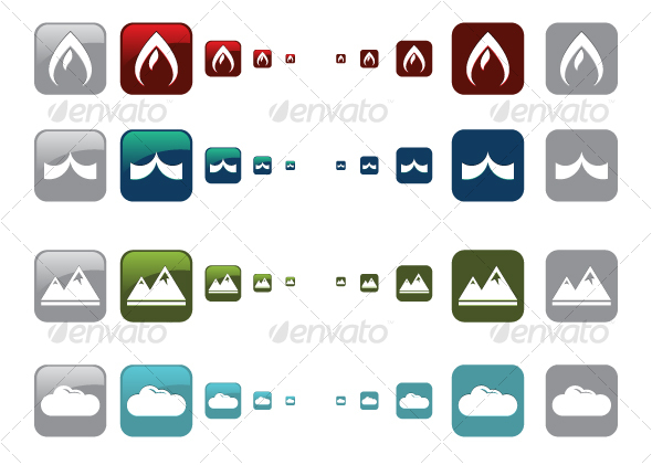 Icon Elements - Miscellaneous Icons