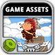 Hero Jump - Game Assets - GraphicRiver Item for Sale
