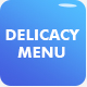 Delicious Menu Promo - VideoHive Item for Sale