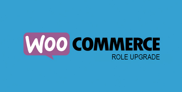 WooCommerce Role Upgrade - CodeCanyon Item for Sale