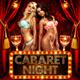 Cabaret or Burlesque Flyer Template