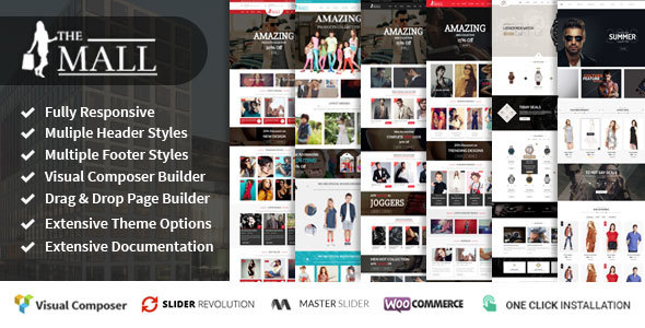 TheMall – Premium WooCommerce Multipurpose Theme