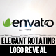 Elegant Rotating Logo Reveal - VideoHive Item for Sale
