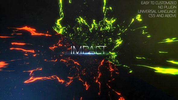 Impact - Cinematic Titles -
