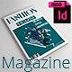 Fashion Magazine Template - GraphicRiver Item for Sale