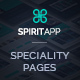 SpiritApp Speciality Pages - GraphicRiver Item for Sale