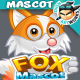 Fox Mascot Character Set - GraphicRiver Item for Sale