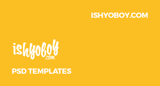 IshYoBoy PSD Templates