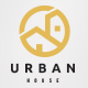 Urban House Logo - GraphicRiver Item for Sale