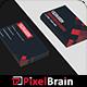 Business Card Mockup Design