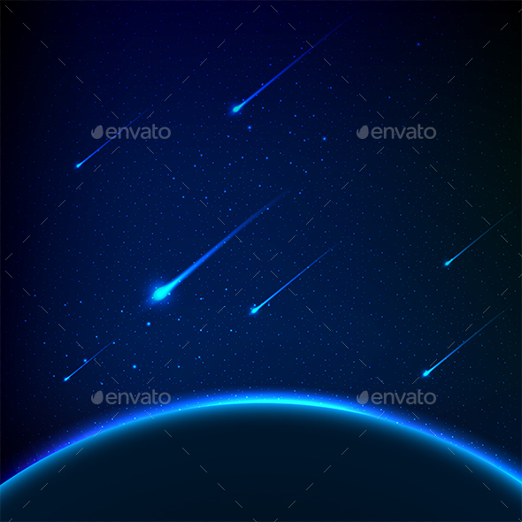 Space Background - Miscellaneous Conceptual