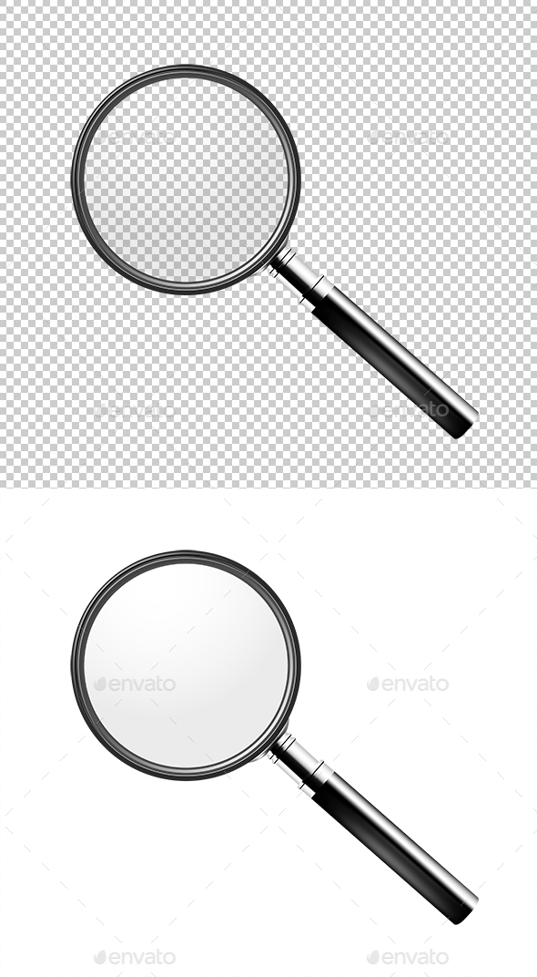 Magnifying Glass - Miscellaneous Conceptual