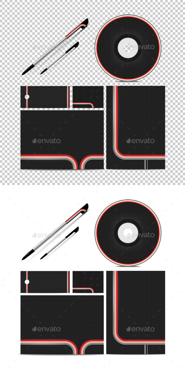 Corporate Style Template - Concepts Business