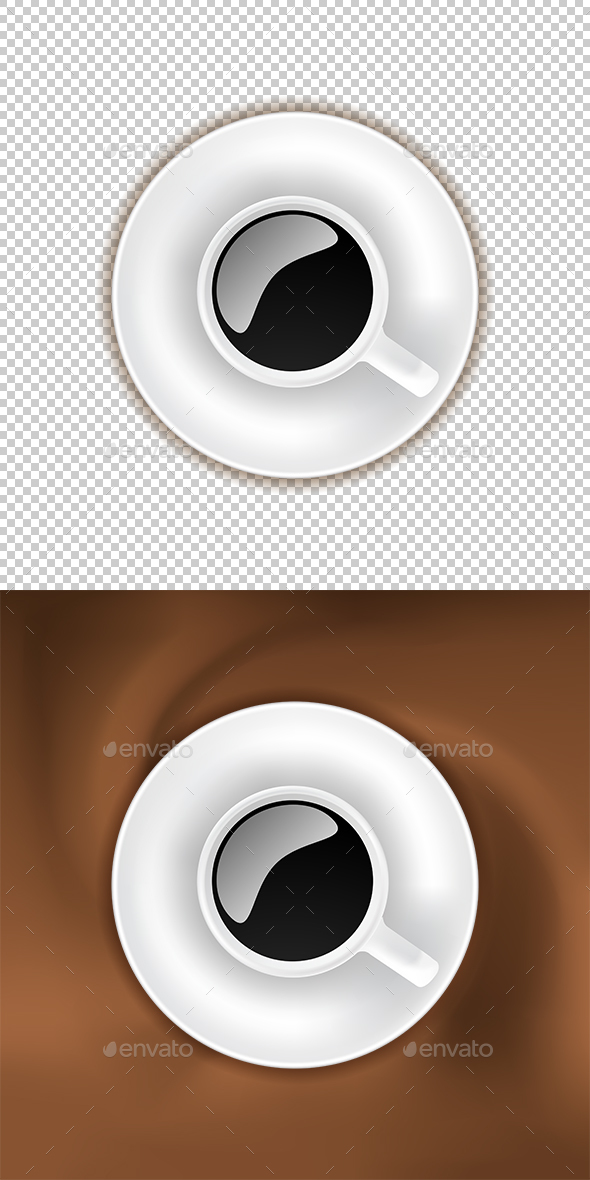 Coffee Cups - Food Objects