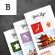 Travel Bi-Fold - GraphicRiver Item for Sale