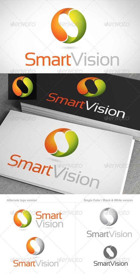 Smart Vision Logo Template - Letters Logo Templates