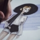 Fashion Designer Drawing And Paint - VideoHive Item for Sale