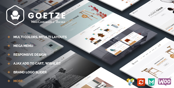 Goetze - Responsive WooCommerce WordPress Theme