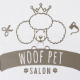 Woof Pet Logo - GraphicRiver Item for Sale