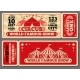 Circus Magic Show Entrance Tickets - GraphicRiver Item for Sale