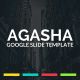 AGASHA - Google Slide Template - GraphicRiver Item for Sale