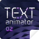 Text Animator 02: Stylish Clean Titles - VideoHive Item for Sale