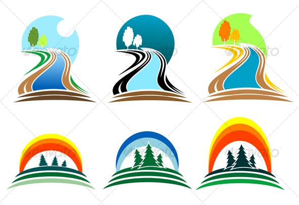 Symbols for design - Decorative Vectors