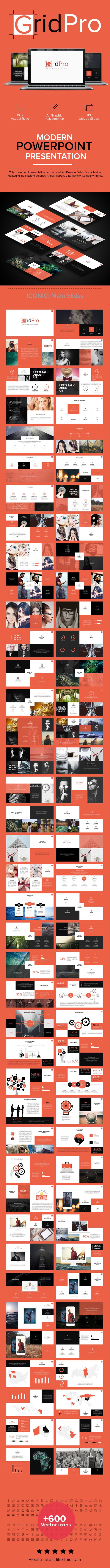 Grid pro powerpoint template by jkhnon graphicriver grid pro powerpoint template creative powerpoint templates alramifo Choice Image