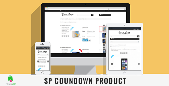 SP Countdown Product - Responsive Prestashop Module - CodeCanyon Item for Sale