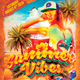 Summer Vibes Flyers Template - GraphicRiver Item for Sale