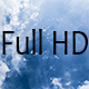 Puffy Clouds in a Blue Sky - VideoHive Item for Sale