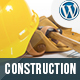 Construction - Building and Architecture WordPress Theme Nulled