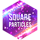 Square Particles - VideoHive Item for Sale