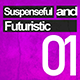 Suspenseful and Futuristic 01