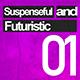 Suspenseful and Futuristic 01